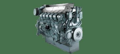 Mitsubishi-Marine-Engine