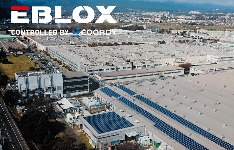 Triple-hybrid stand-alone power supply system EBLOX