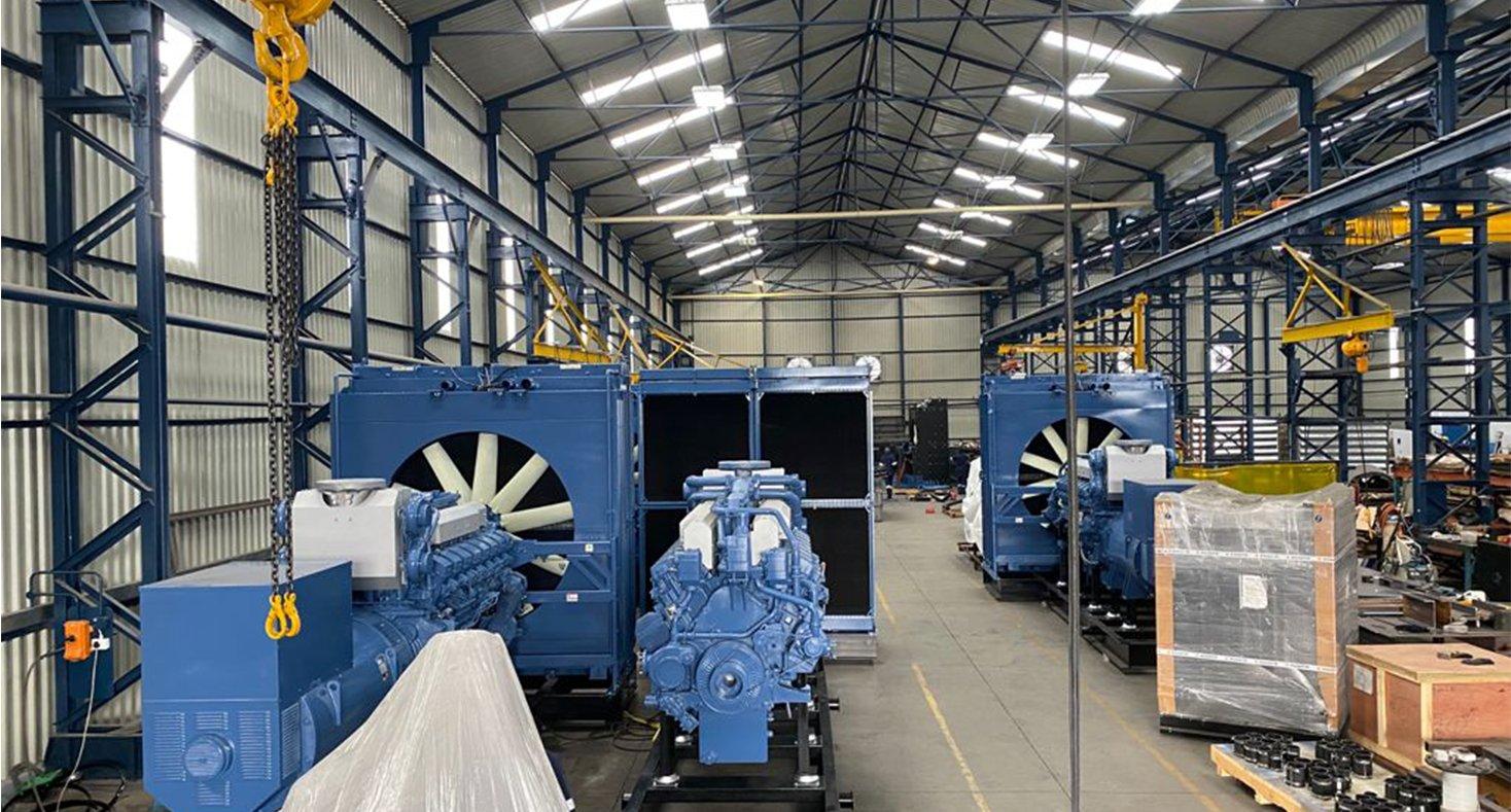 EngineCo Tulisa Park Mega factory